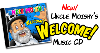 buy uncle moishys new welcome cd online here