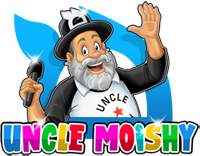 uncle moishy's official logo